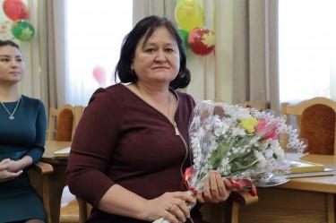 Лауреат конкурса, победитель в номинации Воспитатель года.JPG